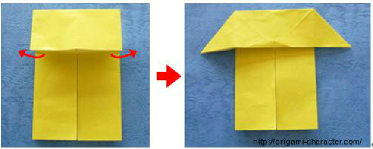 ハート 折り紙 折り紙 えんぴつ : divulgando.net
