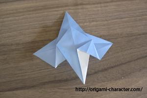 1カイオーガ1折り方9-5