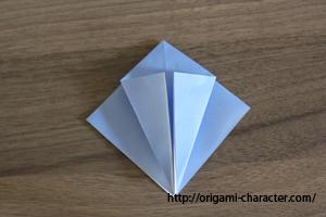 1カイオーガ1折り方3