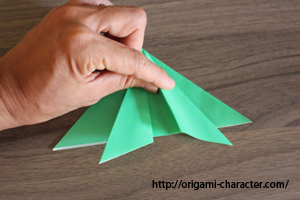 1雑草1折り方5-1