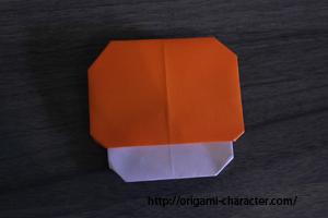 1マリオのキノコ1折り方9-1