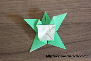 1雑草1折り方6-2