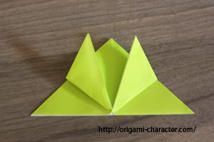 2雑草1折り方3-2