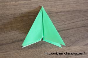 1雑草1折り方5-3