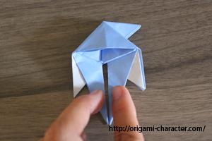 1カイオーガ1折り方28-4