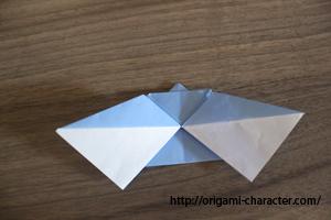 1カイオーガ1折り方23-3