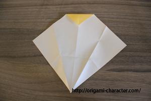 2マリオのキノコ1折り方3