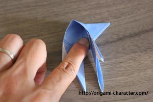 1カイオーガ1折り方28-2