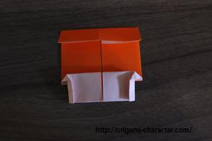 1マリオのキノコ1折り方7-2