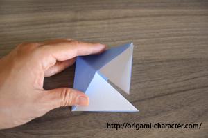 1カイオーガ1折り方19-3