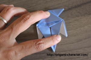 1カイオーガ1折り方28-3