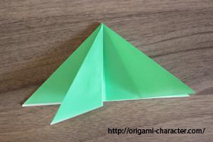 1雑草1折り方4-3