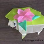 折り紙 【ポケモン】シェイミの折り方