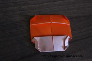 1マリオのキノコ1折り方8-2