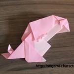 折り紙 【ポケモン】グラードンの折り方