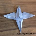 折り紙 【ポケモン】フリーザーの折り方