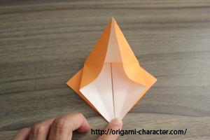 1アチャモ1折り方5-1