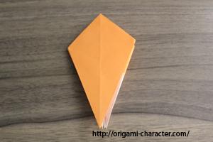 1アチャモ1折り方17