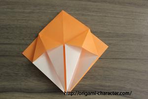 1アチャモ1折り方4-3