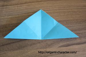 1ミズゴロウ1折り方3