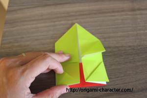 1キモリ1折り方13-2