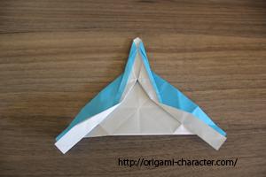 1ミズゴロウ1折り方24-2