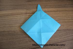 1ミズゴロウ1折り方15