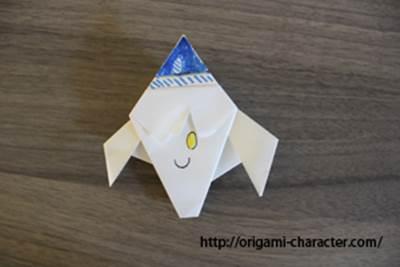 クリスマス 折り紙:ポケモン 折り紙-origami-character.com