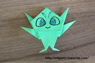 origami-character.com