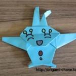 折り紙【ポケモン】マナフィの折り方