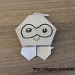 折り紙【ポケモン】ポワルンの折り方